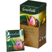 Greenfield Lotus Breeze, 25 шт.