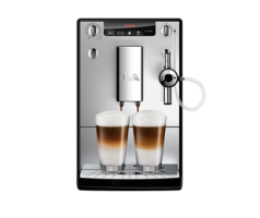 Melitta CAFFEO Solo & Perfect Milk Silver