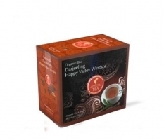 Julius Meinl Bio Darjeeling Happy Valley Windsor, 20*4 г
