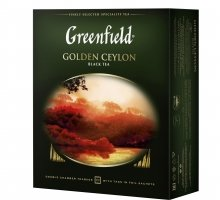 Greenfield Golden Ceylon, 120 шт.
