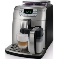 Saeco Intelia Evo One Touch Cappuccino Metal