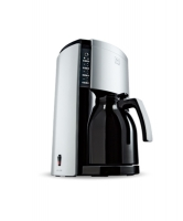 Melitta LOOK Therm de Luxe Silver-Black