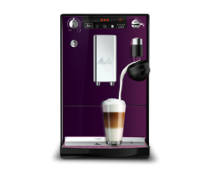 Melitta CAFFEO Lattea purple-black