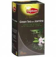 Lipton Green Tea with Jasmine, 25*2 г