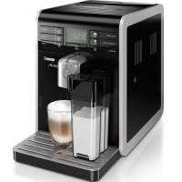 Saeco Moltio One Touch Cappuccino Black