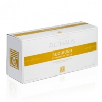 Althaus Чай Rooibush Strawberry Cream, 20*4 г