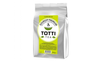 TOTTI Tea Soursop Premium, 250 г.
