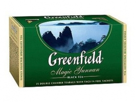 Greenfield Magic Yunnan, 25 шт.