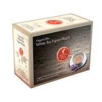 Julius Meinl Bio White Tea Fujian Peach, 20*3.25 г