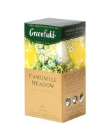 Greenfield Camomile Meadow, 25 шт.