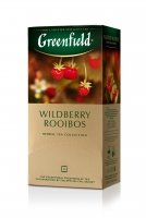 Greenfield Wildberry Rooibos, 25 шт