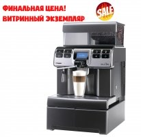 Saeco Aulika Top High Speed Cappuccino Antracite