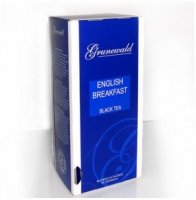 Grunewald English Breakfast, 25*1.5 г