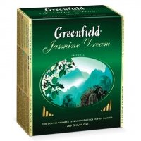 Greenfield Jasmin Dream, 100 шт.
