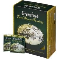 Greenfield Earl Grey Fantasy, 100 шт.