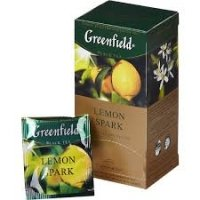 Greenfield Lemon Spark, 25 шт.