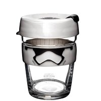 Keep Cup Keep Cup Brew Star Wars Storm Trooper, Medium, 340 мл.