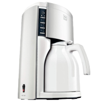 Melitta LOOK Therm de Luxe Silver-white