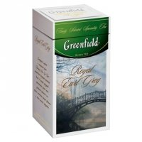 Greenfield Royal Earl Grey, ж/б, 125 г.