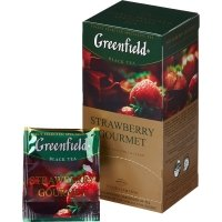 Greenfield Strawberry Gourmet, 25 шт.