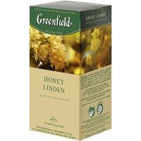 Greenfield Honey Linden, 25 шт.