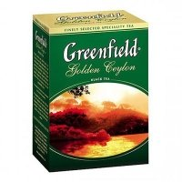 Greenfield Golden Ceylon, 100 г.