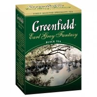 Greenfield Earl Grey Fantasy, 100 г.
