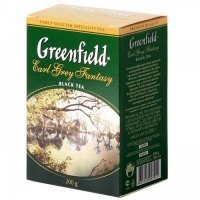 Greenfield Earl Grey Fantasy, 200 г.