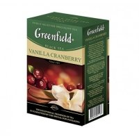 Greenfield Vanilla Cranberry, 100 г.