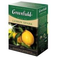 Greenfield Lemon Spark, 100 г.