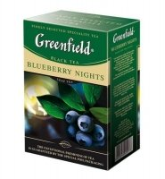 Greenfield Blueberry Nights, 100 г.