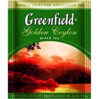 Greenfield Golden Ceylon 100 шт.