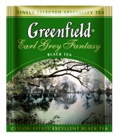 Greenfield Earl Grey Fantasy 100 шт.