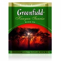 Greenfield Kenyan Sunrise,100 шт.