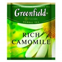 Greenfield Rich Camomile 100 шт.