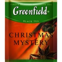 Greenfield Christmas Mystery,100 шт.