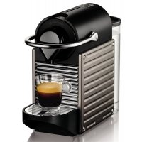 Nespresso Pixie C61 Electric Titan