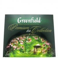 Greenfield Набор Premium tea Collection, 24 вида