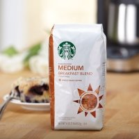 Starbucks Breakfast Blend молотый