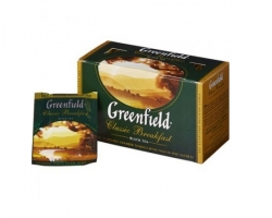 Greenfield Classic Breakfast, 25 шт.