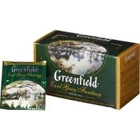 Greenfield Earl Grey Fantasy, 25 шт.