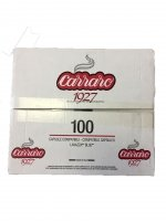 Carraro Puro Arabica Lavazza blue, 100 шт.