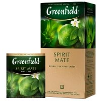 Greenfield Spirit Mate, 25 шт