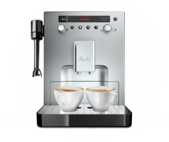 Melitta CAFFEEO Bistro silver б/у