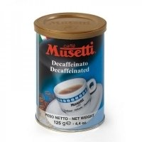 Musetti Decaffeinated 125 г