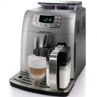 Автоматическая кофемашина Philips Saeco Intelia Evo One Touch Cappuccino