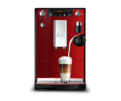 Melitta CAFFEO Lattea red