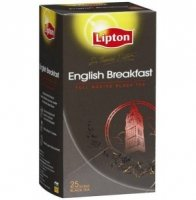 Lipton English breakfast, 25*2 г