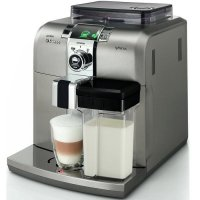Saeco Syntia Cappuccino Stainless Steel
