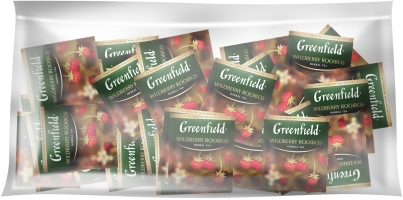Greenfield Wildberry Rooibos, 100 шт